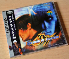 THE KING OF FIGHTERS 99 - Neo Geo CD - Japan - NEW/SEALED