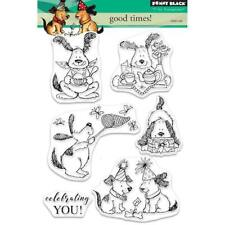 Penny Black Clear Stamps - Good Times 30-463