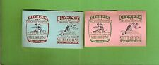 #D267. PAIR   1956  MELBOURNE  OLYMPIC  GAMES  PHILATELIC  CINDERELLA  STAMPS