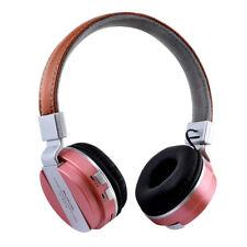 BTH-858 Bluetooth Headphones Microphone TF Over Ear Stereo Wireless Headset