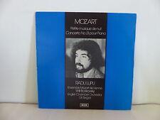 MOZART Petite musique de nuit concerto n°21 pour piano LUPU dir BOSKOVSKY Decca