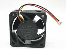 1PC SUNON EF40201BX-Q02U-G99 12V 0.78W 3-wire axial cooling fan