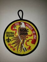 Boy Scout OA 2009 NOAC Central Region Patch