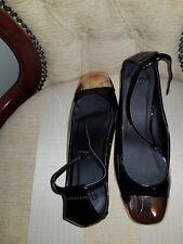 ASOS black gold tip shoes 5