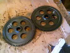 International Cub 154low boy tractor IH main transmission drive bowl gear gears