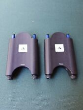 Profile Design Aerobar Bracket Riser Kit 70mm w/ Bolts Pair Triathlon TT