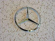 "New Mercedes Benz Chrome Star Emblem Logo Badge 114mm/4.5"" - Free US Shipping"