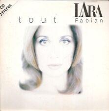 CD SINGLE 2 TITRES--LARA FABIAN--TOUT--1997