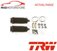 JBE230 TRW FRONT BELLOWS STEERING RACK BOOT KIT P NEW OE REPLACEMENT