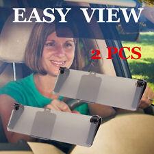 2X HD Clear View Vision Day&Night Sun Visor Anti-Glare UV Blocker Flip Down #KN
