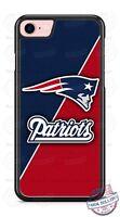 New England Patriots Football Logo Phone Case for iPhone X 8 PLUS Samsung LG etc
