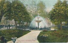 HAMILTON ON – Gore Park - 1906