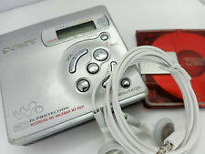 Sony MZ-R501 MD Walkman Personal Portable Mini Disc Digital Recording Player