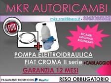 Pompa Croma Fiat elettroidraulica II° serie 71740538 con cablaggio 51844351