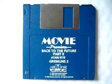 64198 Back to the Future Part II-Atari ST (1990)