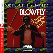 Rappin' Dancin' & Laughin' - Blowfly (2013, CD NIEUW) CD-R