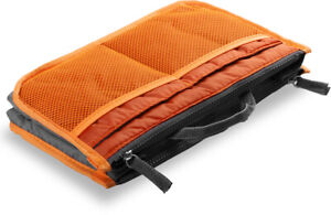 Organizer Taschenorganizer Kulturtasche Make Up Beauty-Case orange