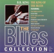 *** B.B. KING – THE KING OF THE BLUES *** THE BLUES COLLECTION Nr. 2 ***
