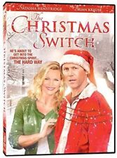 THE CHRISTMAS SWITCH DVD Movie -Brand New & Sealed-Fast Ship! (HMV-050/HMV-08)