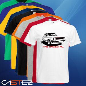 Camiseta coche car german mk1 mki golf gti basado  (ENVIO 24/48h)