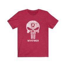 Q Anon T-Shirt Punisher WWG1WWA Qanon