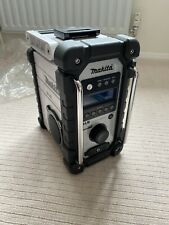 Makita DMR109W 18V Job Site Radio - White