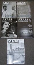 NEW Atari 520 1040 ST STE Mega TT Falcon 030 Atari Computing Magazine x 5