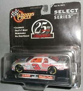 Winners Circle Select Series NASCAR Dale Earnhardt 1995 Goodwrench Monte Carlo
