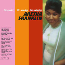 """ARETHA FRANKLIN """"THE TENDER, THE MOVING, THE SWINGING"""" (1962) LP UK IMPORT 2018"""