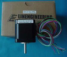 BRAND NEW LIN ENGINEERING STEPPING MOTOR MODEL # WO-4118L-07EL IN ORIGI./BOX
