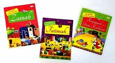 Daughter of the Prophet: Fatimah, Zainab, Ruqayyah & Umm Kulthum - 3 Book Set