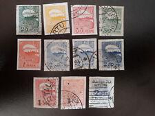 A78/ Estland - Estonia - 1920 1921 1924 - Mi 15 / 20 + 31 + 53  - Sc 39/45 55/57