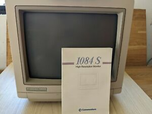 Commodore Monitor 1084S-P