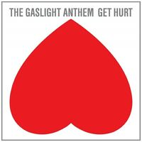 THE GASLIGHT ANTHEM - GET HURT  CD NEU