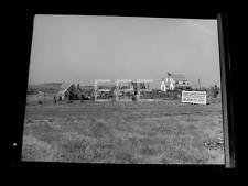 1940 Albany Country Estates New York NY Old Photo Negative 130A