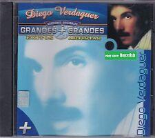 Diego Verdaguer Grandes Exitos CD New Nuevo sealed