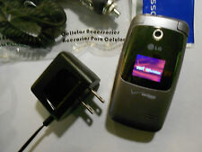 GOOD!!! LG vx5400 Camera GPS Bluetooth CDMA Speaker Flip VERIZON Cell Phone USED