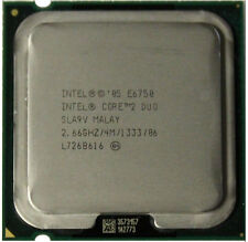 (REF.41) Intel® Core™2 Duo Processor E6750 (4M Cache, 2.66 GHz, 1333 MHz FSB)