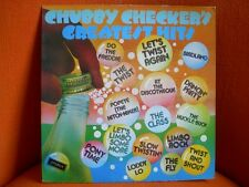 VINYL 33T – CHUBBY CHECKER : GREATEST HITS – RHYTHM N BLUES TWIST JERK - RARE