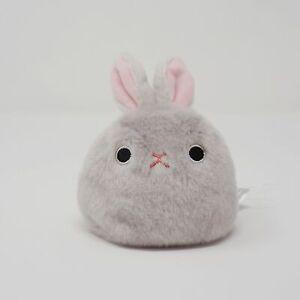Grey Rabi Dango Plush Bunny Rabbit Series 1 - SAN-EI