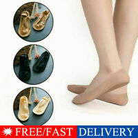 Women's 3D Embossed Cushion Foot Socks - Arch Support Foot Massage 1 Pair sm