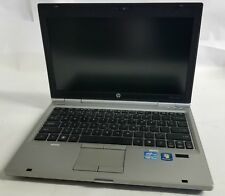 "HP ELITEBOOK 2560p INTEL CORE i5-2540M 2.6GHZ 4GB RAM 12.1"" LAPTOP WARRANTY [Z6]"