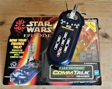 STAR WARS HASBRO - EPISODE 1 COMMTALK READER WITH CHIP