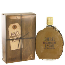 Diesel Fuel For Life By Diesel 125ML EDT Spray Mens Perfume Sealed Box Genuine