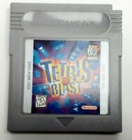 Tetris Blast (Nintendo Game Boy, 1996) Cartridge Only.