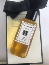 Jo Malone Fleurs De La Foret Perfumed Bath Oil -Matches Cologne- Mini 25ml RARE