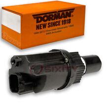 Dorman 4WD Actuator for Chevy Silverado 1500 1999-2013 - 4 Wheel Drive Axle fe