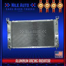 SINGLE ROW ALUMINUM RADIATOR FOR 99-12 CHEVY SILVERADO 1500/2500 4.8L/5.3L AT