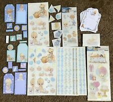 Lot Of Precious Moments Vintage Stickers And More Very Rare !