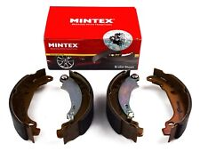 MINTEX REAR AXLE BRAKE SHOES SET FOR DACIA RENAULT MFR430 (REAL IMAGE OF PART)